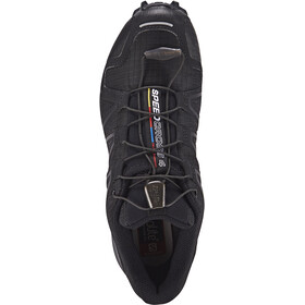 Salomon Speedcross 4 Zapatillas Mujer, black/black/black metallic